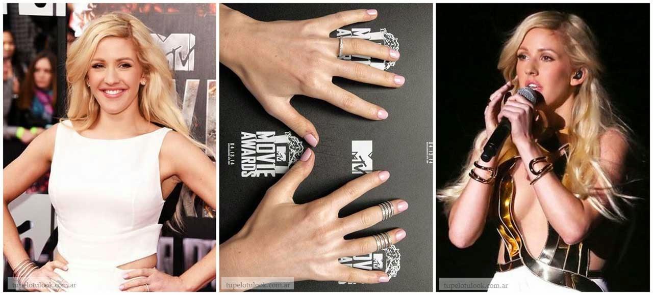 cortes de pelo 2014 en capas largo Ellie Goulding