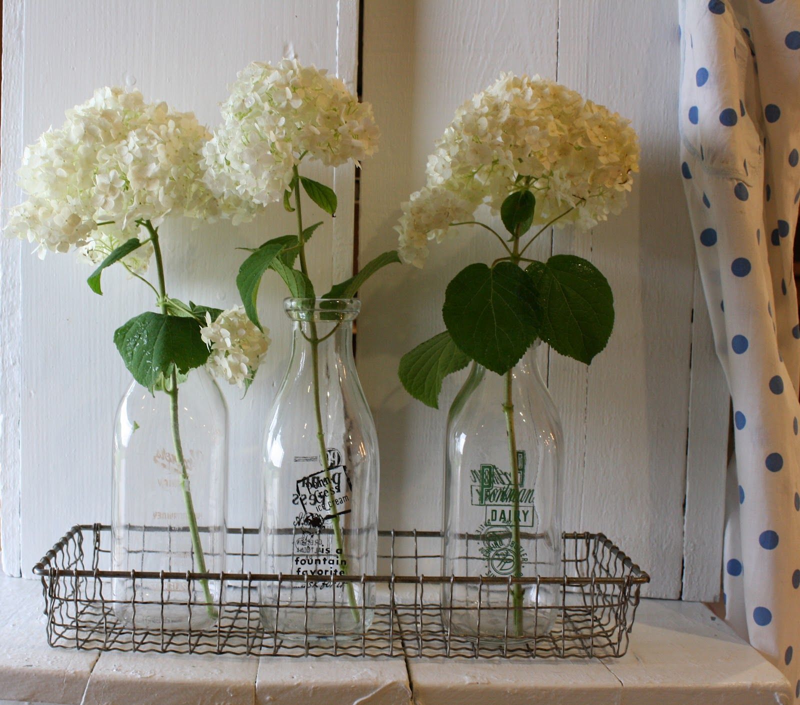 UMELECKY : Shabby Chic Floral Arrangement