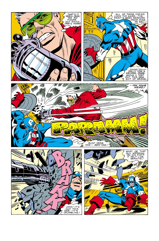 Captain America (1968) Issue #304 #232 - English 19
