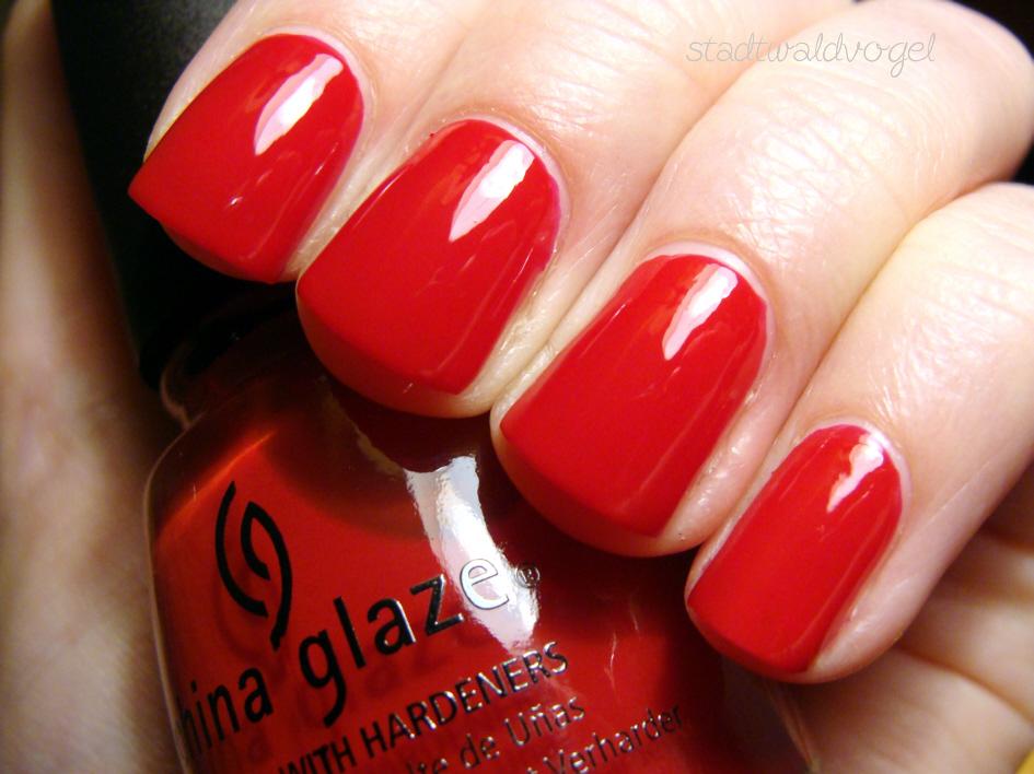 China glaze holiday joy nail