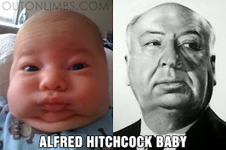 Ugly Baby and Ugly Alfred Hitchcock
