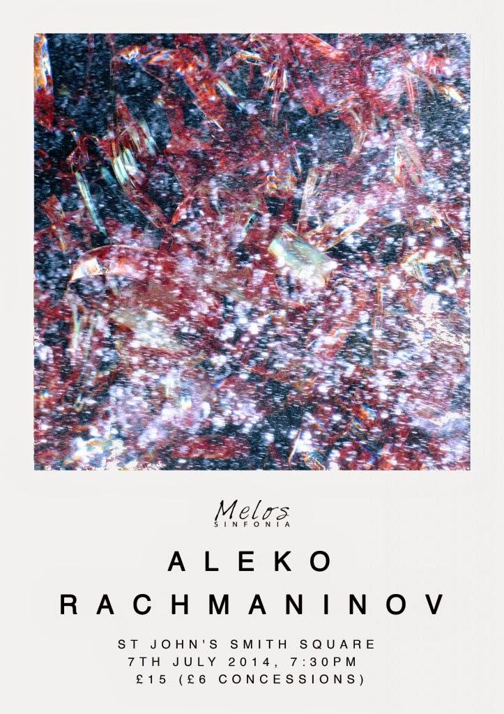 Melos Sinfonia - Rachmaninov - Aleko