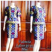 Dress Batik Solo  DB 5062