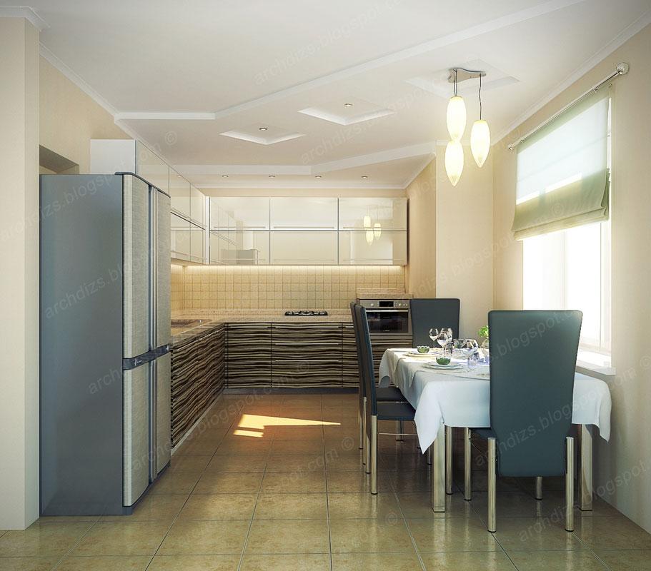 Варианты интерьеров квартир