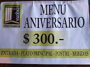 La Esquina Resto Café Menú aniversario $300