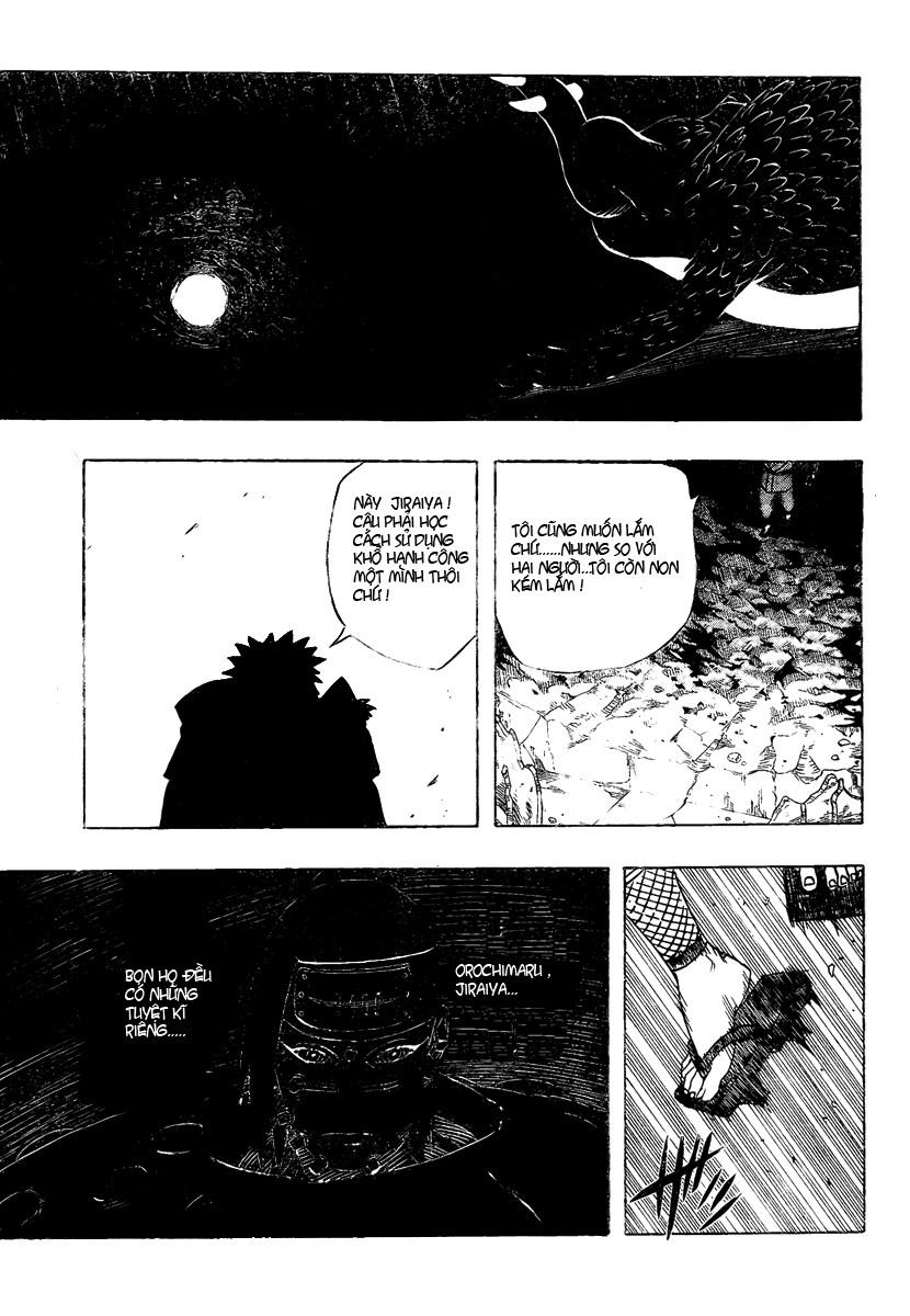 Naruto chap 376 Trang 1 - Mangak.info