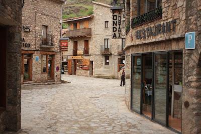 Castellar de N'Hug is a beautiful village in the Pyrenees