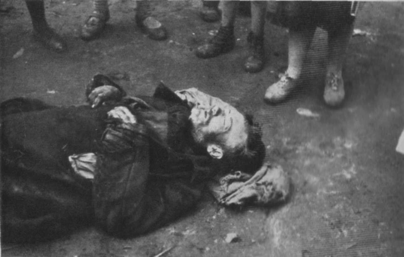 """the holodomor The term holodomor (ukrainian for """"inflicted death by starvation"""") refers to the genocidal starvation of untold millions of ukrainians in 1932–33 the holodomor resulted from the brutal imposition of soviet communist policy in order to break the backbone of a young democratic movement in ukraine in 1918."""