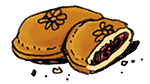 illustration_dorayaki