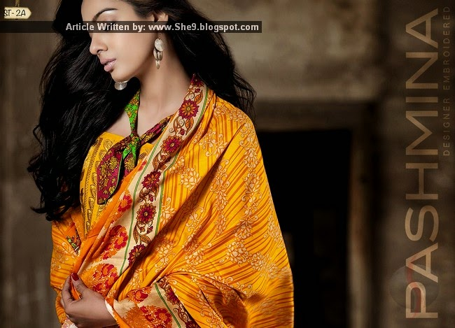 Rabea Pashmina Designer