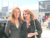 io e Michela Brambilla