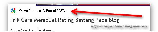 Trik tutorial Cara Membuat Newsticker Pada Blogger-blogspot-wordpress.com terbaru 2012