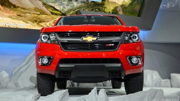 Cars.com Best Pickup Truck of 2015: Chevrolet Colorado