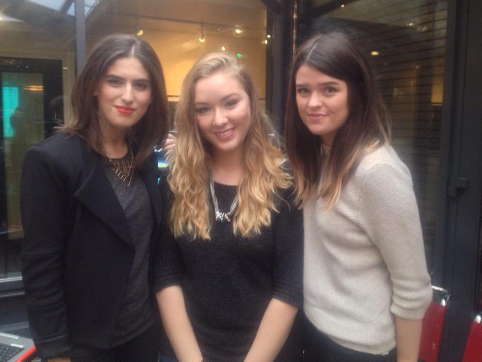 Me with Lily Pebbles and Anna viviannadoesmakeup