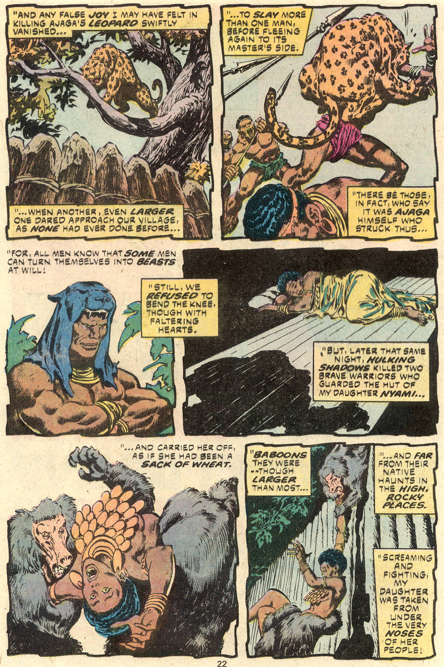 Conan the Barbarian (1970) Issue #94 #106 - English 13