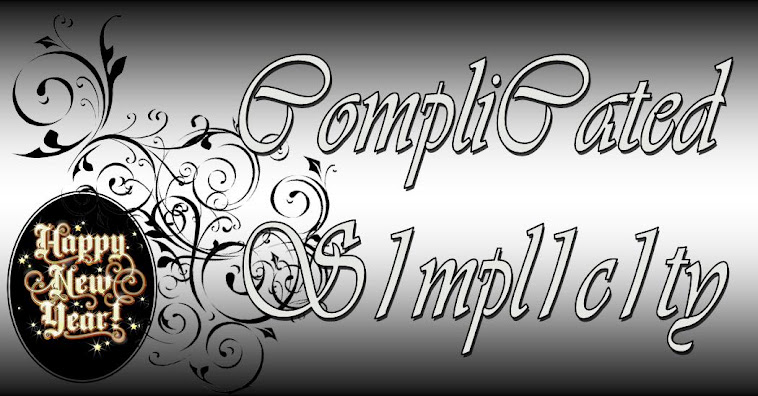CompliCated S1mpl1c1ty