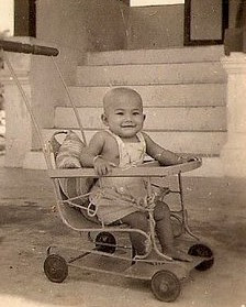 1956 - One Year Old