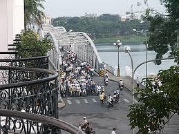 Hanoi to Hue - Ho Chi Minh to Danang