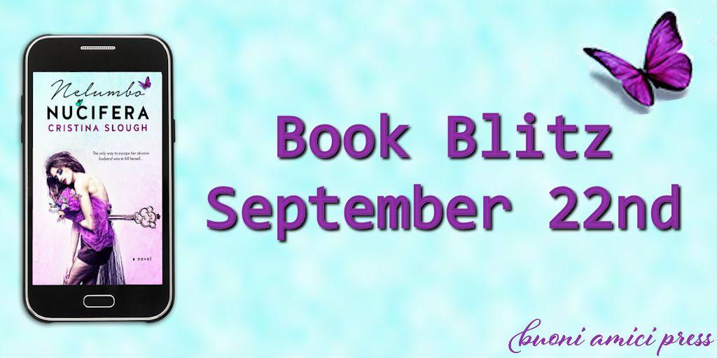 Book Blitz Nelumbo Nucifera