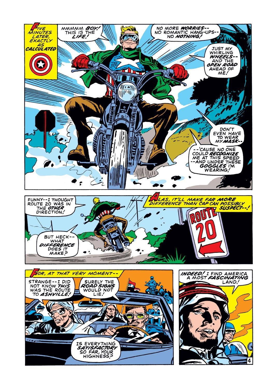 Captain America (1968) Issue #129 #43 - English 5