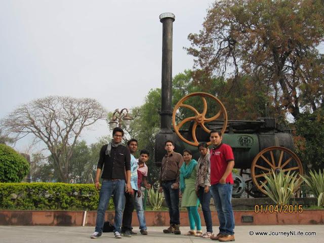 Yadavindra Gardens Pinjore Chandigarh - Mughal Garden in Haryana