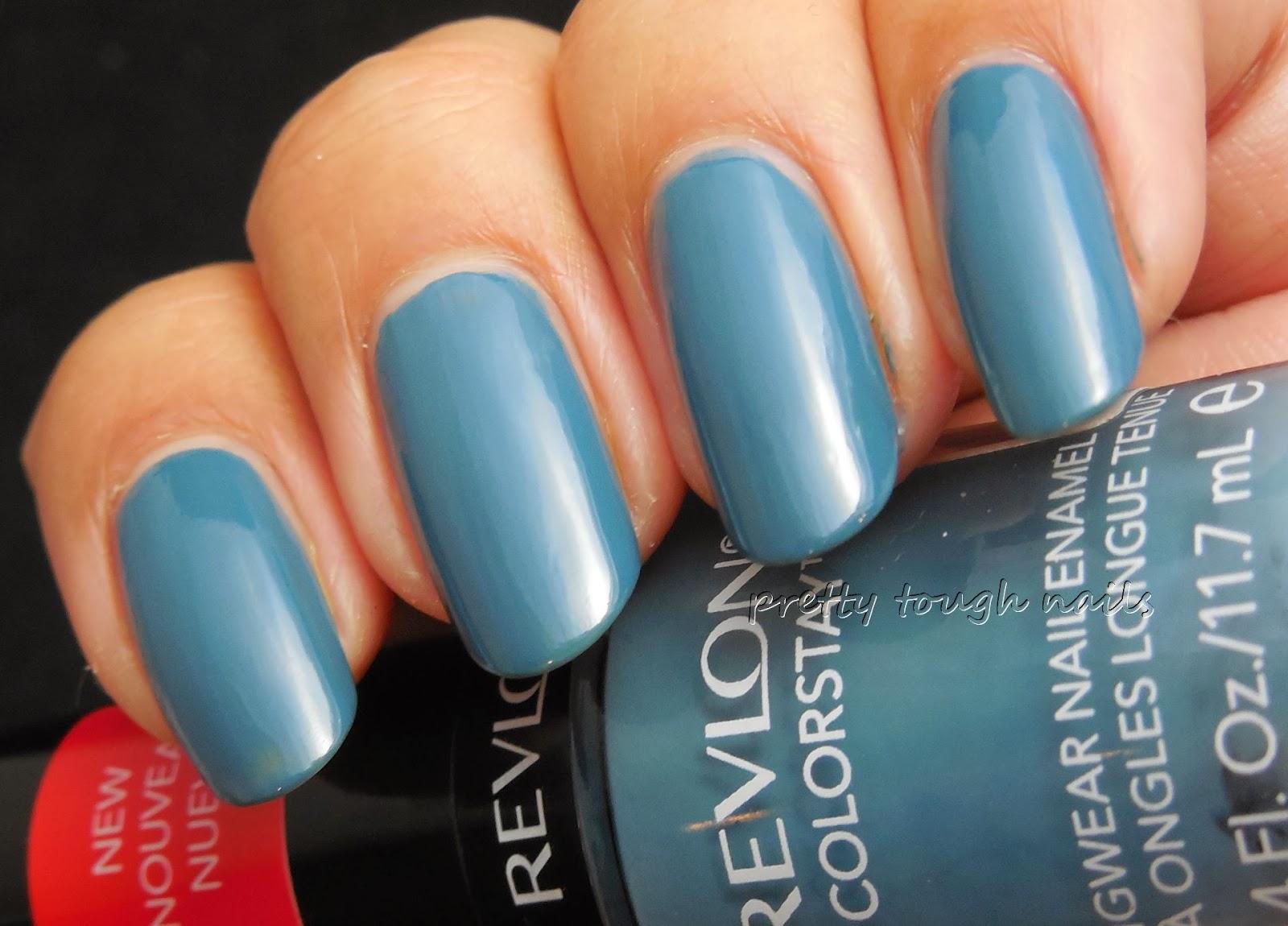 Revlon Colorstay Blue Slate