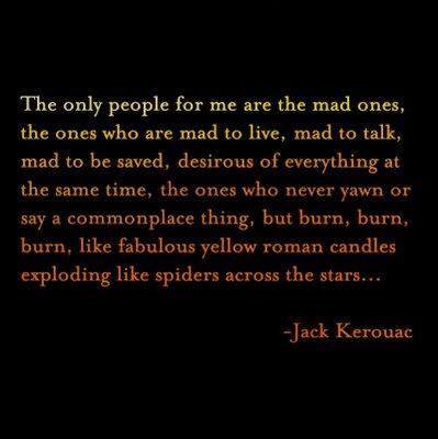 Andy McParrot: Wakkity Wak - Jack Kerouac