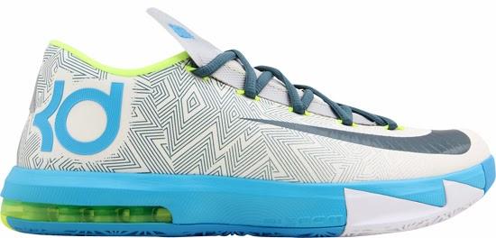 02/22/2014 Nike Zoom Kobe Venomenon 4 635578-301 Green Abyss/Sea Spray-Glacier Ice $120.00
