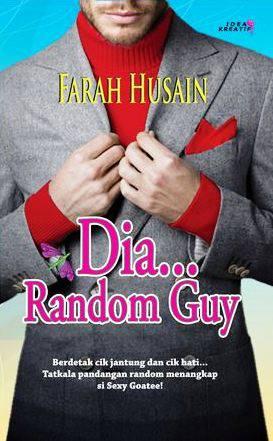 novel dia random guy , sinopsis dia random guy