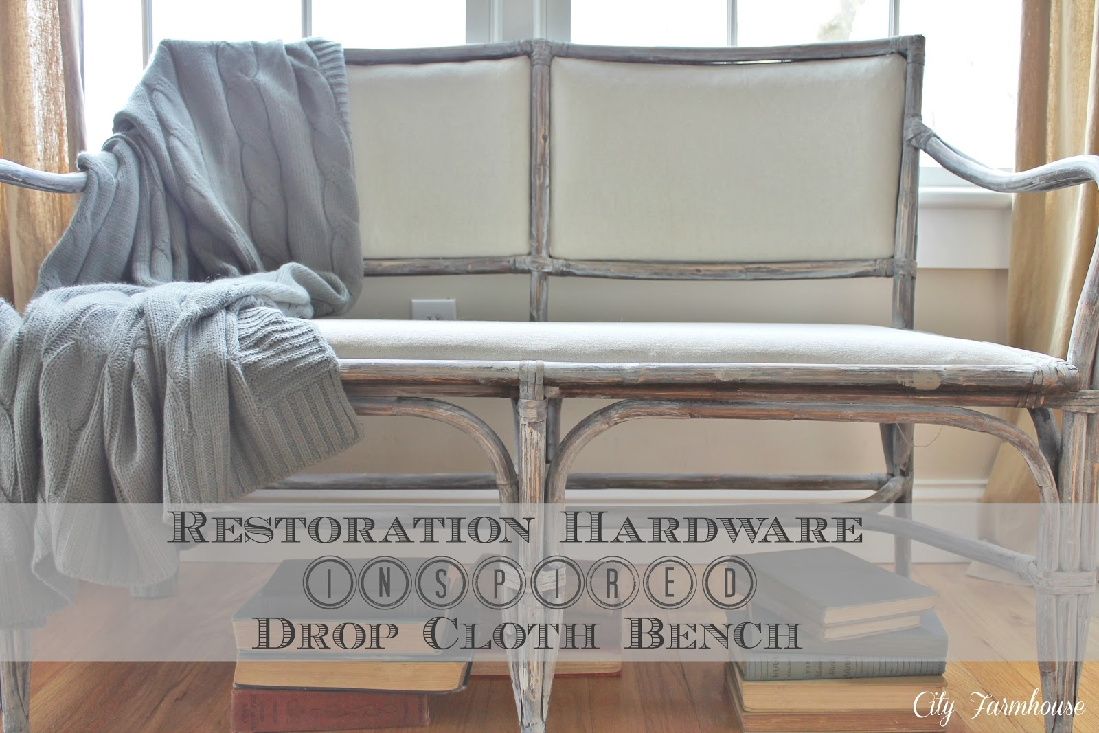 How To Get The Restoration Hardware Look Without The Cost