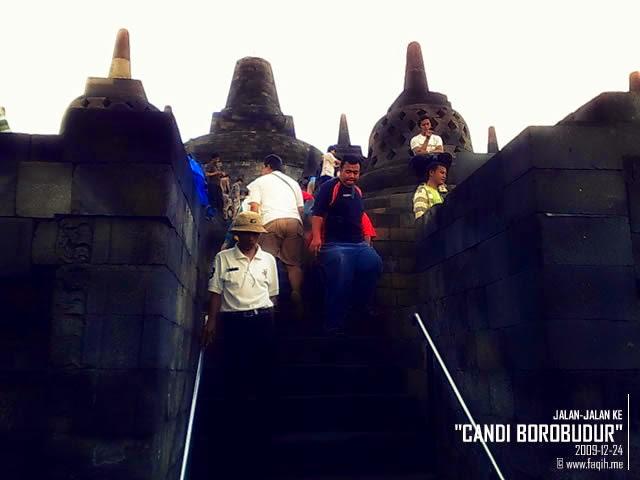 Tangga Candi Borobudur