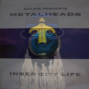 Goldie, SBTRKT, Inner City Life, Remix, 2009, Drum and Bass, Soulful, Post Dubstep, mp3