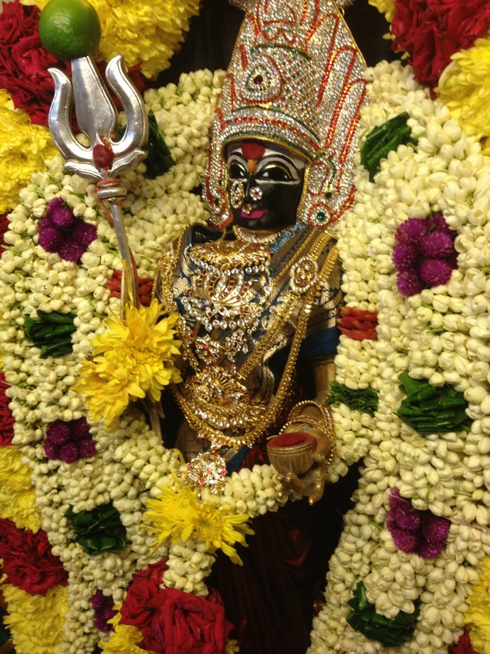 Kanyakumari Goddess Nose Ring