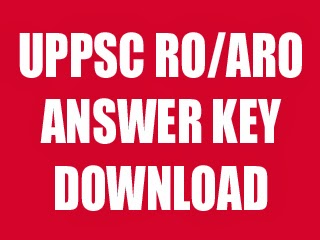 uppsc-up-nic-answer-key