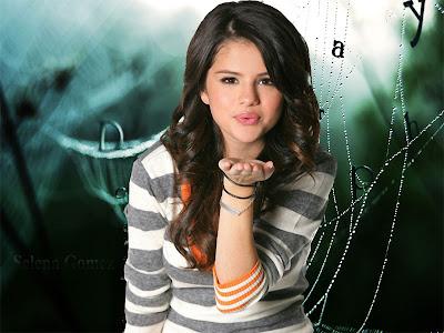 Selena Gomez HD Wallpaper 2012