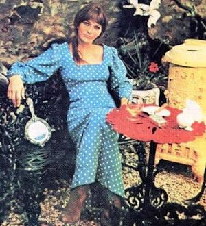 "Judy Collins ""Ojos azules"": ""Algún día, de pronto""."