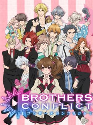 Brothers Conflict 2/?? Sub Español Ligera 70mb!!