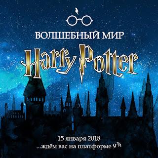 """""""Волшебный мир Гарри Поттера"""" с Анастасией Хаджи"""