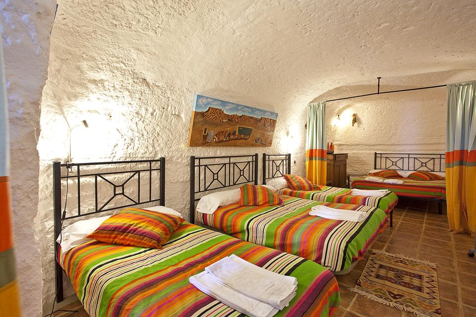 Hotel Rural Cuevas Bardeneras
