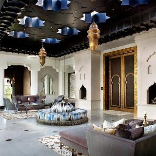 Casa de inspiración Marroquí