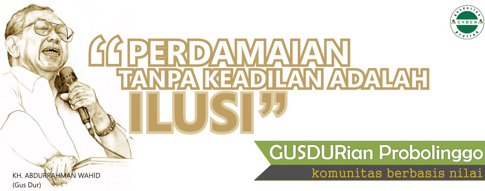 GUSDURian Probolinggo
