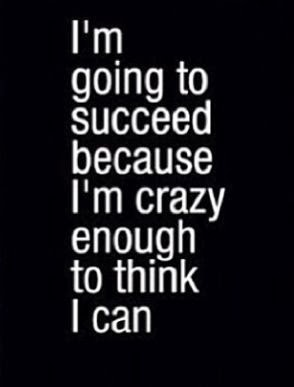 Crazy?