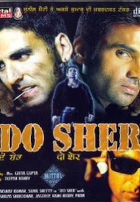 Do Sher (1994 - movie_langauge) - Akshay Kumar, Sunil Shetty, Shilpa Shirodkar, Madhoo, Rami Reddy, Jagdeep, Pran, Avtar Gill, Arun Bakshi, Darshan Bagga, Vikas Anand, Kunika, Raj Tilak, Pradeep Saxena, Narendra Bedi