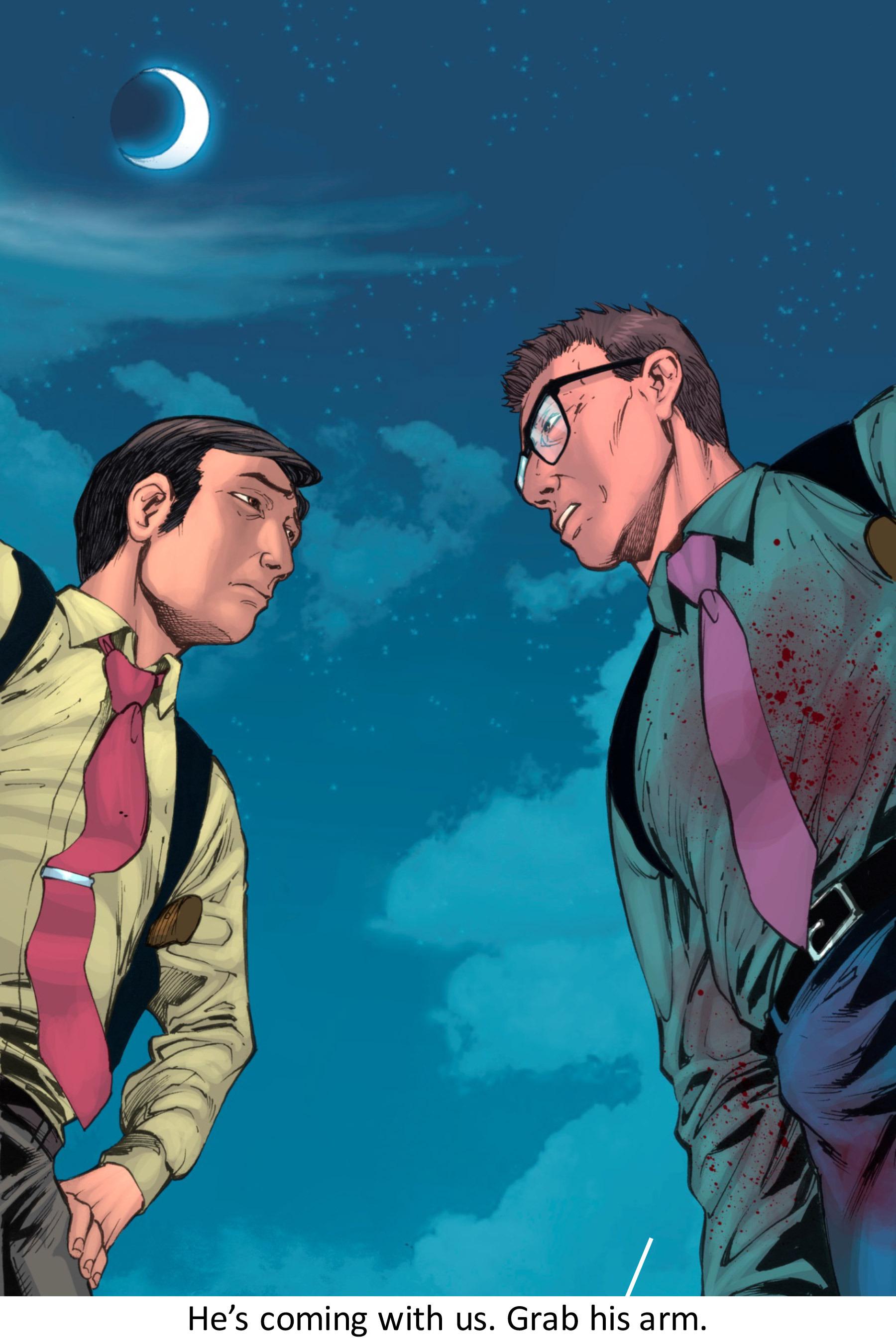 Read online Z-Men comic -  Issue #3 - 143