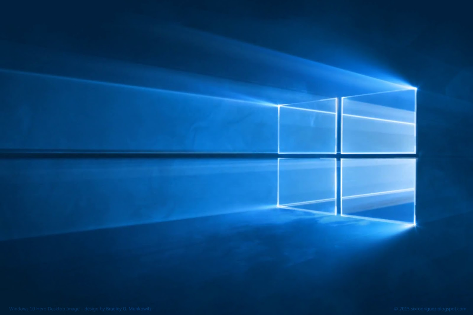 Free Download Windows 10 Hero Desktop Wallpaper