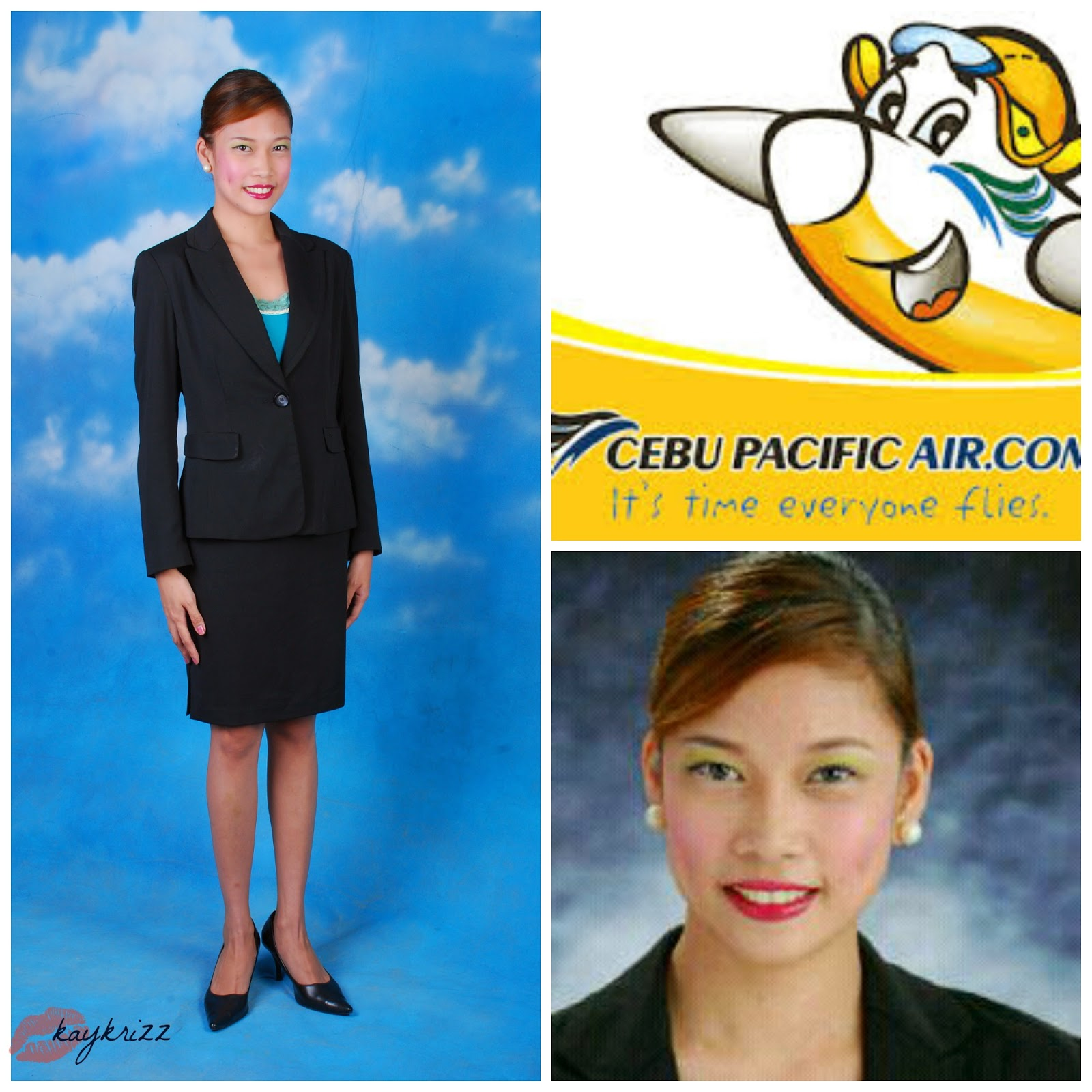 the 5j cebu pacific air recruitment experience - Apply For Stewardess Job