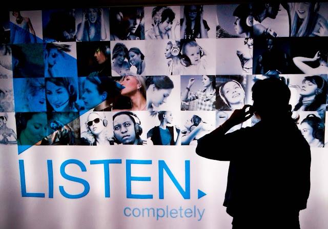 Listen COMPLETELY…