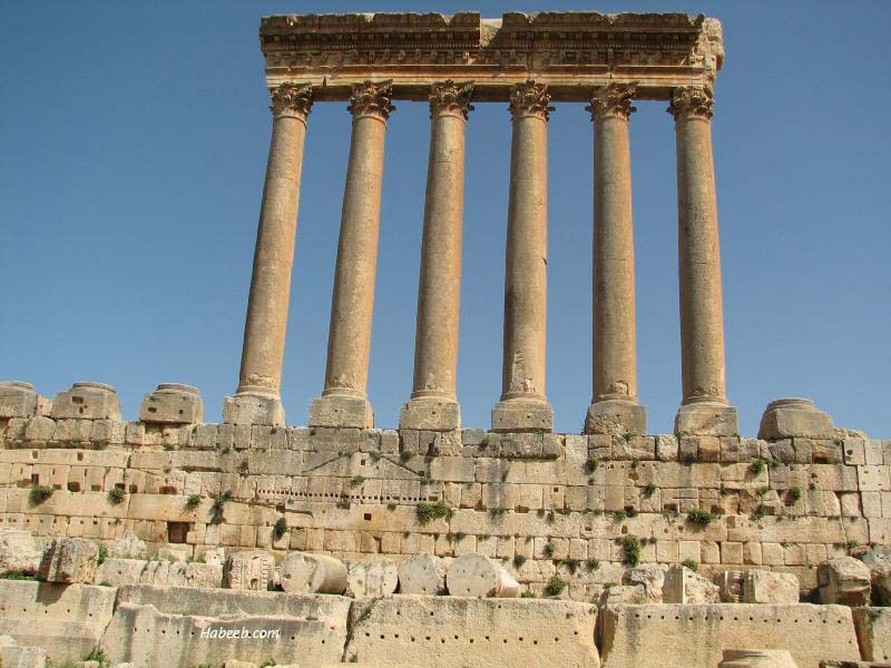 Pillars of Baalbeck