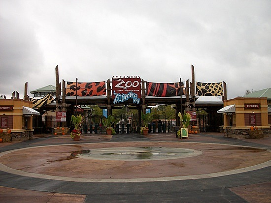 World Beautiful Places And Hotels Columbus Zoo Every