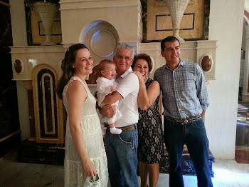 Batizado do Gabriel